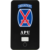 QuikVolt 10th Mountain Division 5000mAh USB Mobile Charger