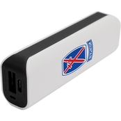 QuikVolt 10th Mountain Division 1800mAh USB Mobile Charger