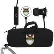AudioSpice United States Southern Command Scorch Earbuds with Mic and BudBag