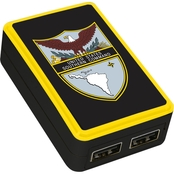 QuikVolt United States Southern Command Dual Port USB Wall Charger