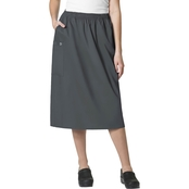 WonderWink WonderWORK Pull On Cargo Skirt