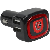 QuikVolt 7th Special Forces Division 4-Port USB Car Charger