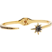 Vince Camuto Star Hinge Bangle Bracelet