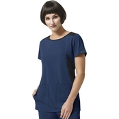 WonderWink High Performance Neo Boat Neck Scrubs