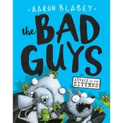 The Bad Guys in Attack of the Zittens (Hardcover)