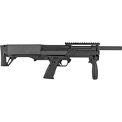 Kel-Tec KSG-NR 12 Ga. 18.5 in. Barrel 8 Rds Shotgun Black