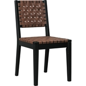 Signature Design by Ashley Glosco Dining Side Chair 2 Pk.