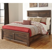 Signature Design by Ashley Quinden Panel Bed