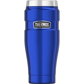 Thermos Stainless King Stainless Steel Travel Tumbler 16 Oz.