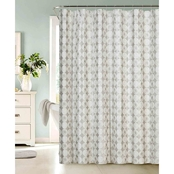 Dainty Home Twilight Shower Curtain