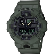 Casio Men's G Shock Utility Color Collection 200M Tough Sport Watch GA700UC