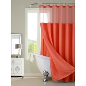 Dainty Home Hotel Shower Curtain