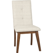 Signature Design by Ashley Centiar Upholstered Dining Side Chair 2 Pk.