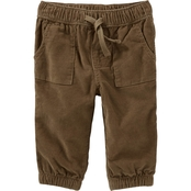OshKosh B'gosh Infant Boys Porkchop Pocket Pants