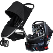 Britax 2017 B-Agile and B-Safe 35 Elite Travel System