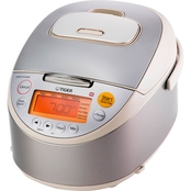 Tiger Induction Heating 10 Cup Rice Cooker
