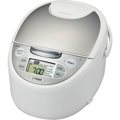 Tiger Microcomputer Controlled 5.5 Cup Rice Cooker