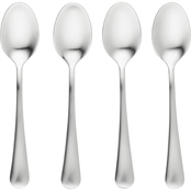 BonJour Coffee Accessories Stainless Steel Espresso/Demitasse Spoon 4 pk.