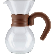 BonJour Coffee Pour Over Brewer and Pitcher