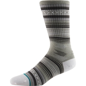 Stance Guadalupe Tribal Stripe Classic Crew Socks
