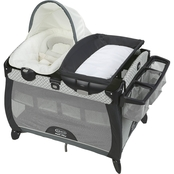 Graco Pack 'n Play Playard Quick Connect Portable Napper Deluxe