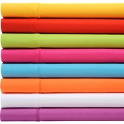 Trade Linker Premier Brights Microfiber Sheet Set
