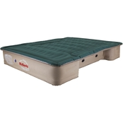 AirBedz Pro3 Mid Size 6-6.5 Ft. Truck Bed Air Mattress With Portable DC Air Pump