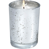Aromatique White Teak & Moss Votive Candle