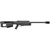 Barrett 95 50 BMG 29 in. Barrel 5 Rds Rifle Black with Carry Case