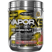 MuscleTech Vapor X5 Next Gen Pre Workout Powder, 30 Servings