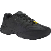 Fila Memory Workshift Slip Resistant Composite Toe Shoes