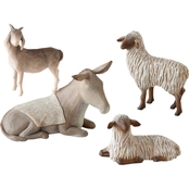 Willow Tree Sheltering Animals for The Holy Family Figurine Set