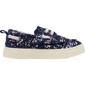 Oomphies Girls Jesse Canvas Sneakers