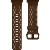 Fitbit Ionic Perforated Horween Leather Accessory Band