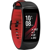 Samsung Gear Fit2 Pro Red