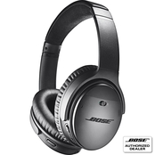 Bose QC35 II Wireless Noise Cancelling Headphones Black