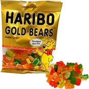 Haribo Gold Bears 5 oz. Bags