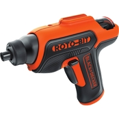 Black & Decker 4V MAX* ROTO-BIT Storage Screwdriver