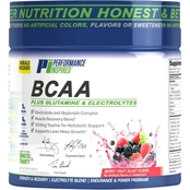 Performance Inspired Post Workout BCAA Plus Glutamine & Electrolytes Powder