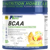Performance Inspired Post Workout BCAA Plus Glutamine And Electrolytes Powder