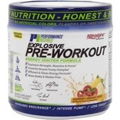Performance Inspired Explosive Pre-Workout Supplement Powder