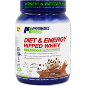 PERFORMANCE INSPIRED DIET & ENERGY RIPPED WHEY PROTEIN- MOCHA 2LB
