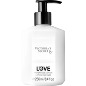 Victoria's Secret Love Fragrance Lotion 8.4 oz.