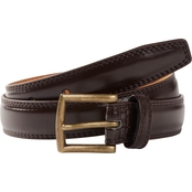 Street Wear Boys Double Stitch Belt