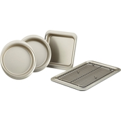 Anolon Allure Nonstick Bakeware 5 pc. Bakeware Set