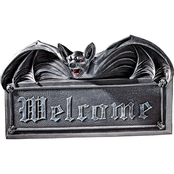 Design Toscano Vampire Bat Welcome Wall Sculpture