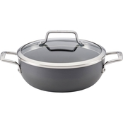 Anolon Authority Hard-Anodized Nonstick 3.5 Qt. Covered Casserole