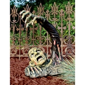 Design Toscano Outbreak of the Undead Zombie Statue