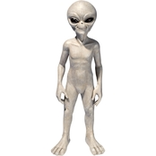 Design Toscano The Out-of-this-World Alien Extra Terrestrial Statue