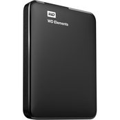 Western Digital Elements 1TB Portable Storage Drive